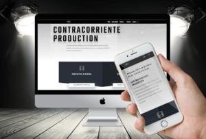 web contracorriente production