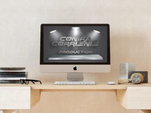 logo contracorriente production