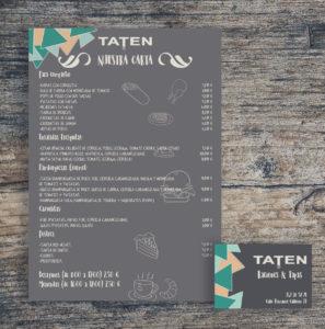 cartay tarjetas taten