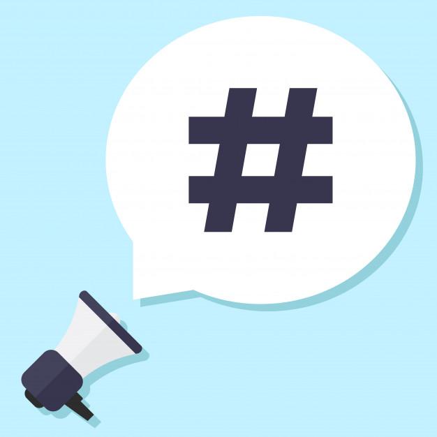 Aprendamos sobre hashtag